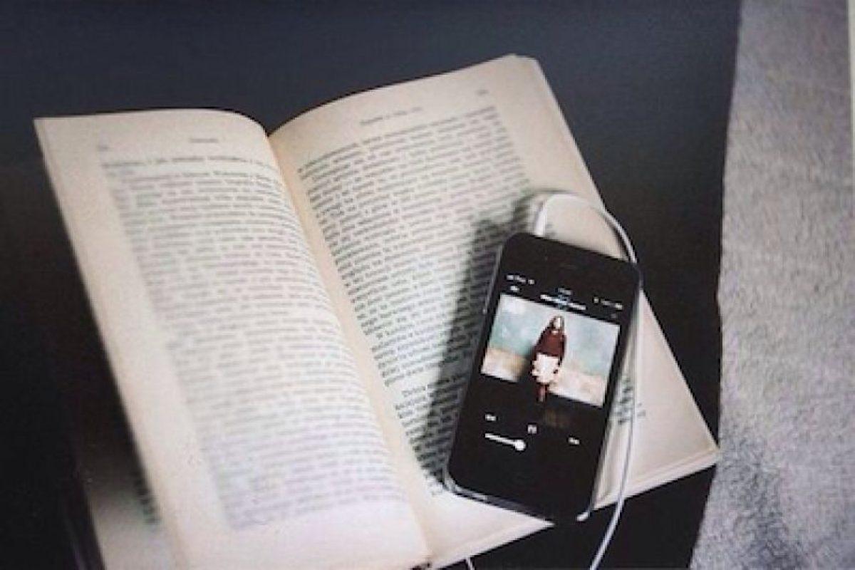 Desventaja: necesitan de un lector electrónico Foto:Tumblr. Imagen Por: