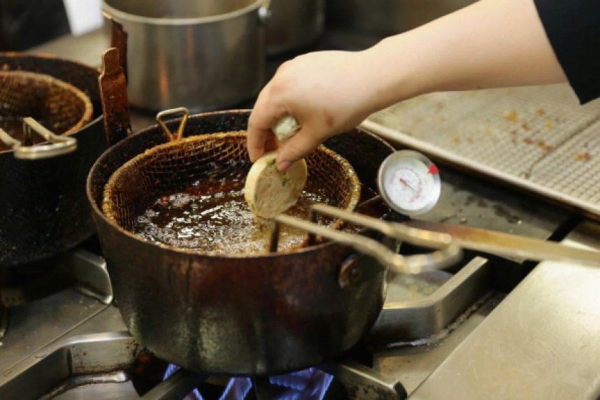 3. Decoración de postres. La combinación del vino con la miel de maple es un delicioso complemento de sus postres favoritos. Foto:Getty images. Imagen Por:
