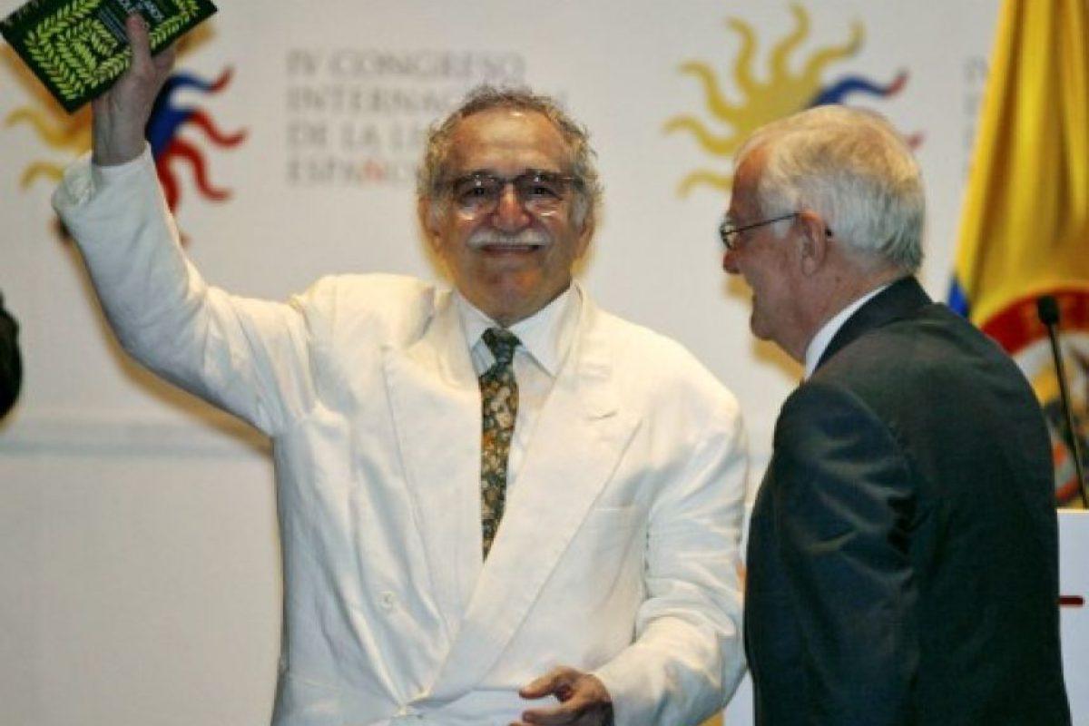 Conoció y tuvo ruptura ideológica con Vargas Llosa ahí mismo en Barcelona Foto:AFP. Imagen Por: