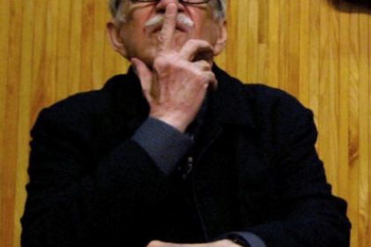 """Conocío a Fidel Castro, cuando fue invitado a Cuba junto con otros escritores durante la llamada """"Operación Verdad"""" Foto:AFP. Imagen Por:"""