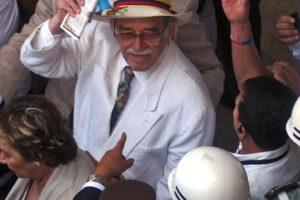 Vivió en Barcelona justo cuando se vivía oposición intelectual al régimen franquista Foto:AFP. Imagen Por: