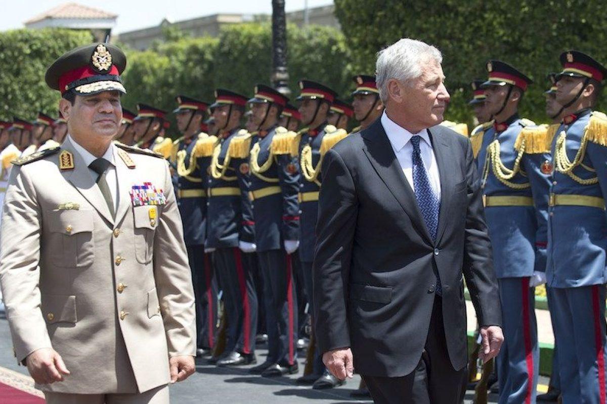Abdul Fattah al-Sisi Foto:Getty Images. Imagen Por: