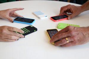 43.7 millones de iPhones vendidos en solo tres meses. Foto:getty images. Imagen Por: