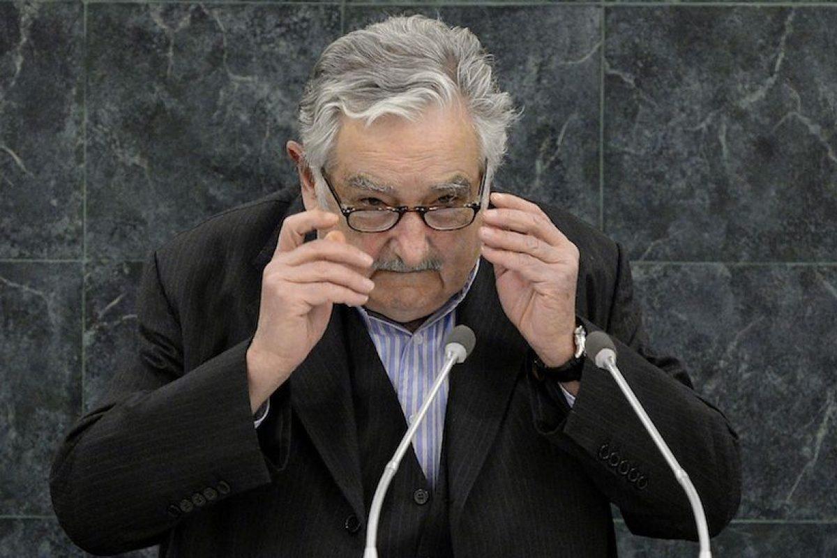 José Mujica Foto:Getty Images. Imagen Por: