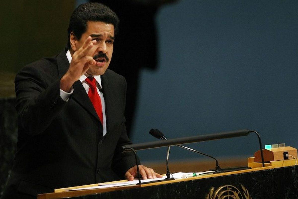 Nicolás Maduro Foto:Getty Images. Imagen Por: