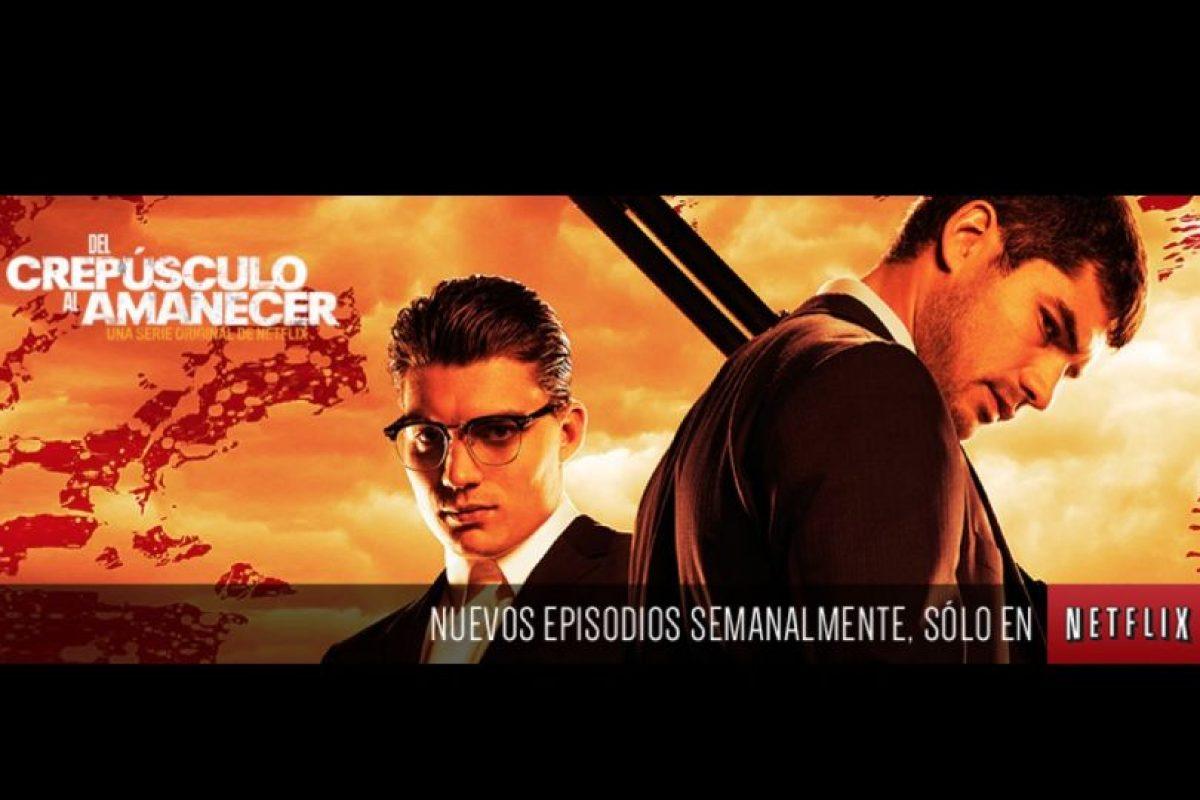 DEL CREPÚSCULO AL AMANECER Foto:Netflix. Imagen Por:
