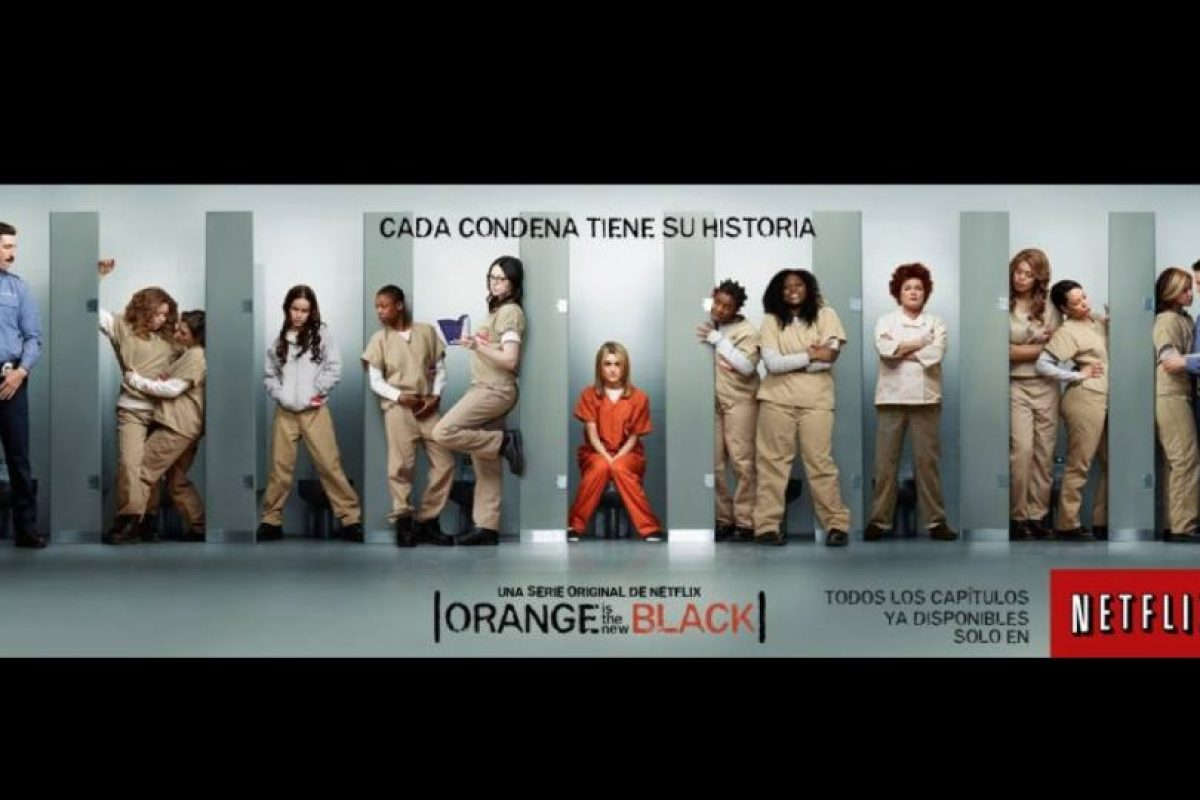 ORANGE IS THE NEW BLACK Foto: Netflix. Imagen Por:
