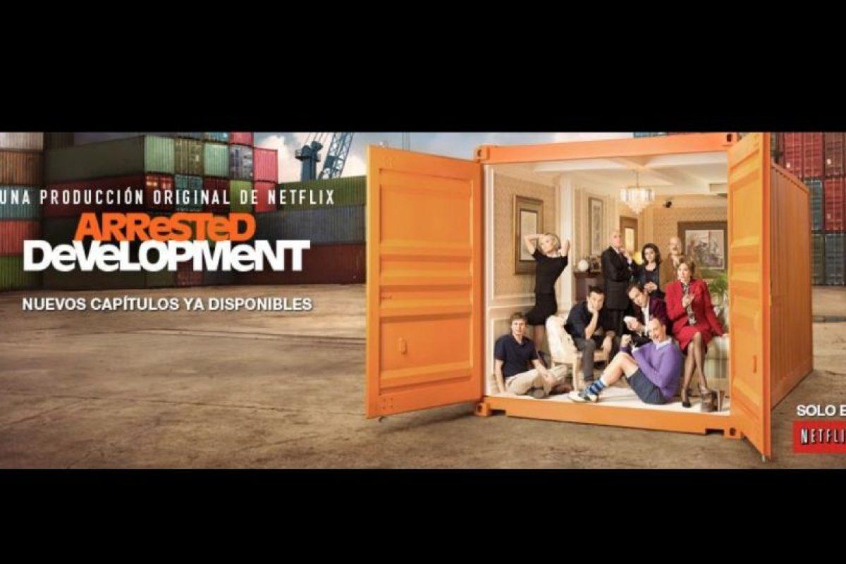 ARRESTED DEVELOPMENT Foto:Netflix. Imagen Por: