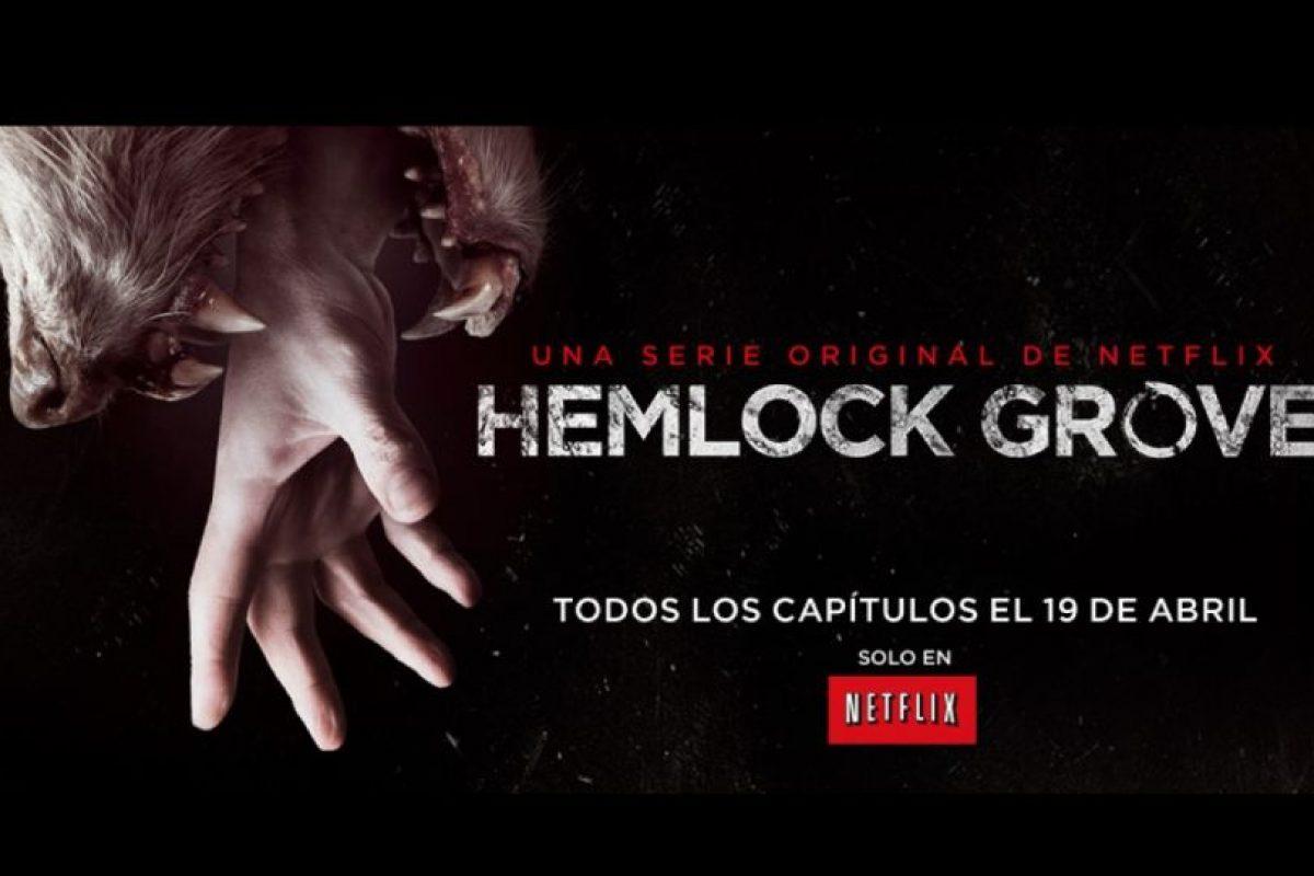 HEMLOCK GROVE Foto:Netflix. Imagen Por: