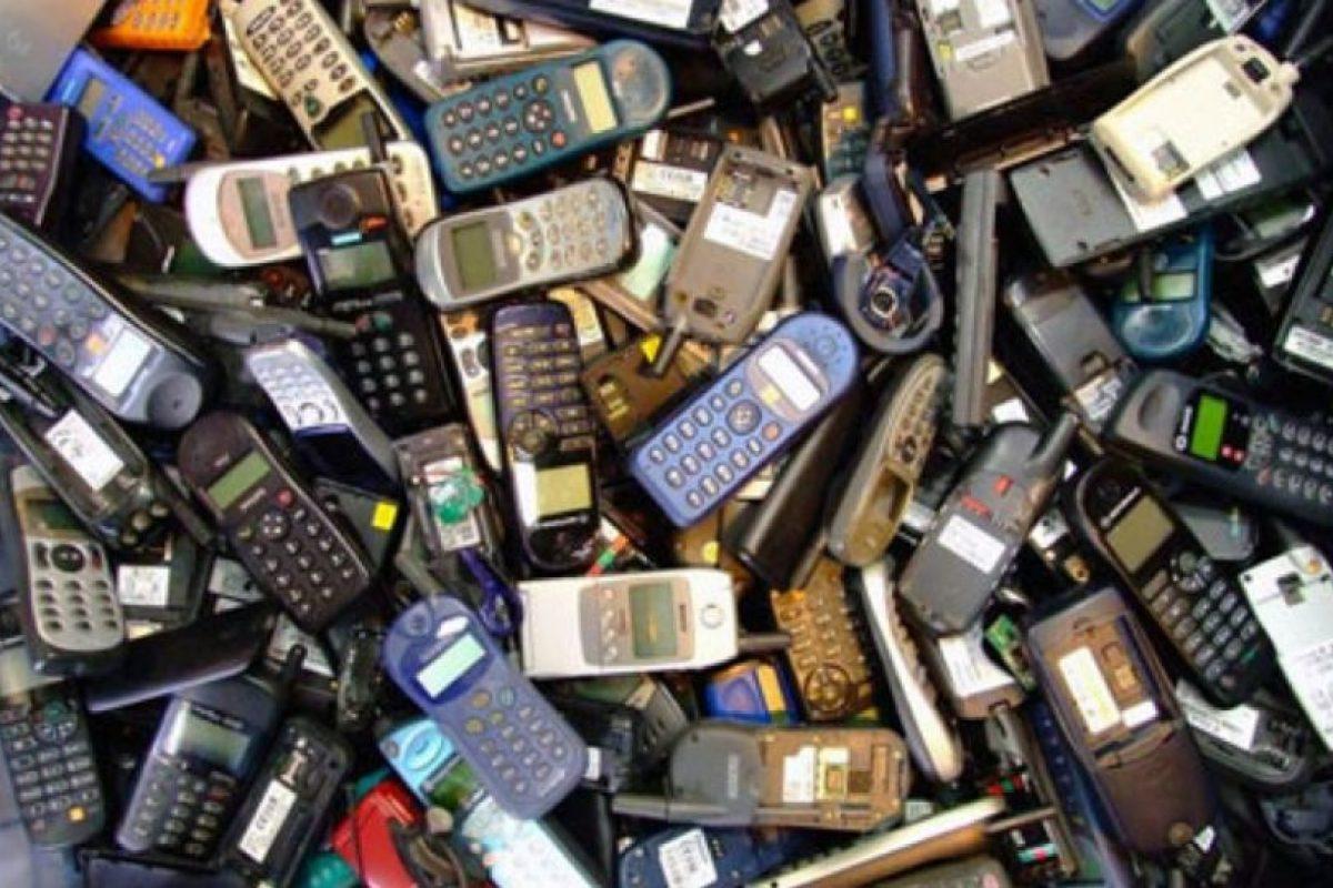 Algunas razones para tirar el dispositivo móvil. Foto:Tumblr. Imagen Por: