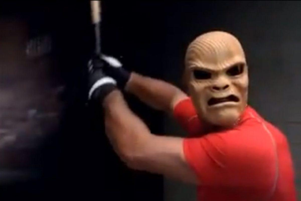 Con estas máscaras, Nike lleva el deporte a un nivel realmente raro Foto:Captura. Imagen Por: