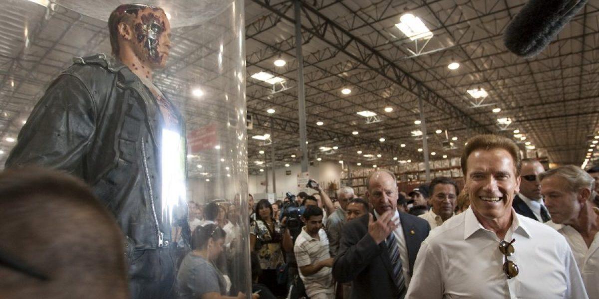 Schwarzenegger y compañía comienzan rodaje de la quinta parte de