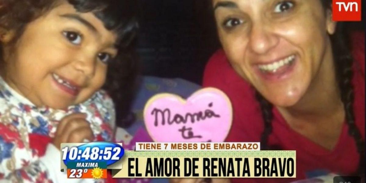 Renata Bravo revela que perdió un hijo