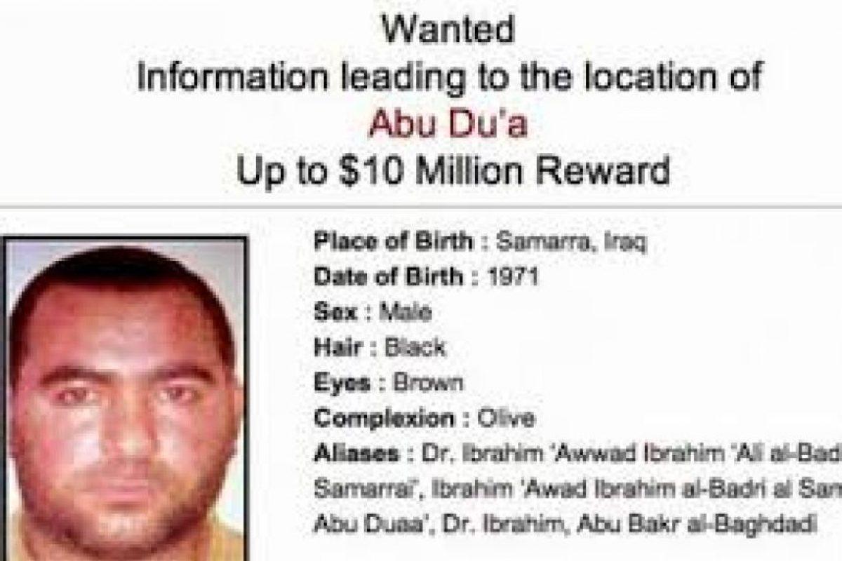 Abu Du'a Foto:Twitter. Imagen Por: