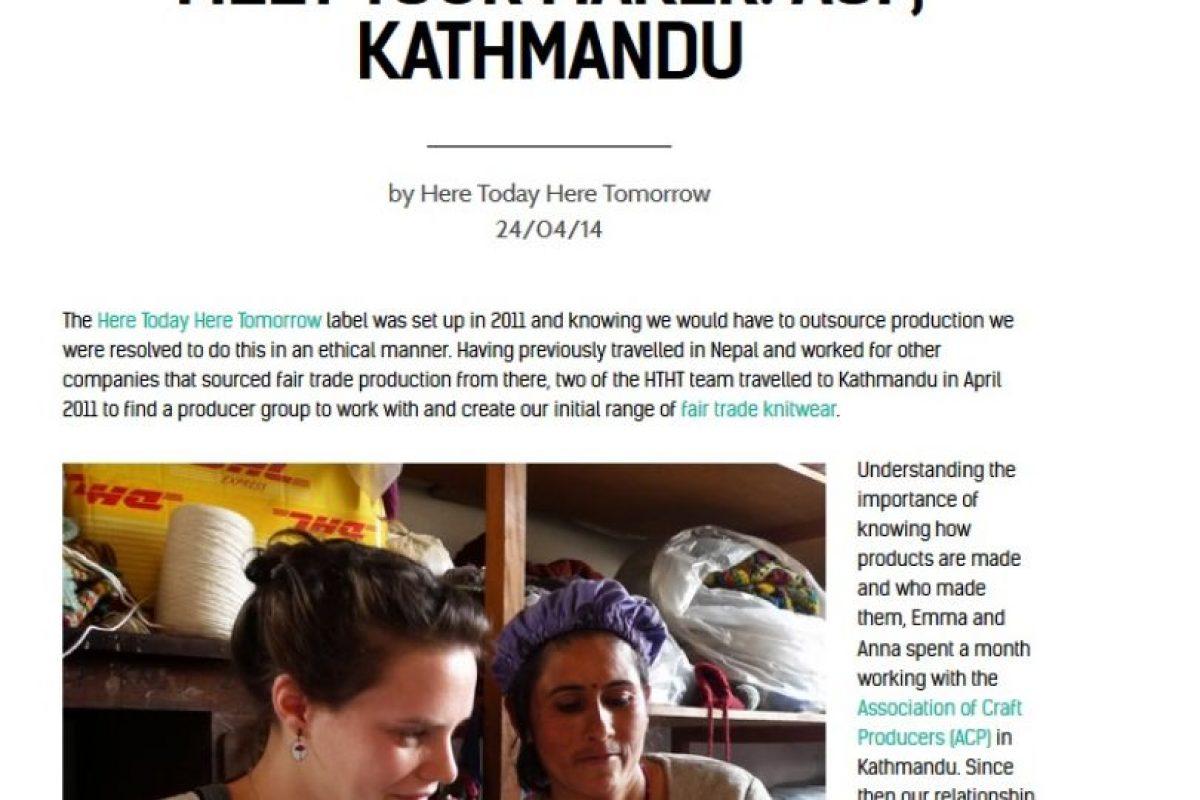 Aquí puede leer sus historias. Foto :Captura de Pantalla. Imagen Por: