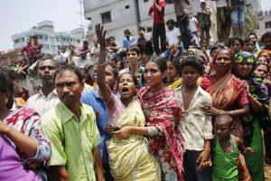 Murieron más de mil personas. Foto:Getty. Imagen Por:
