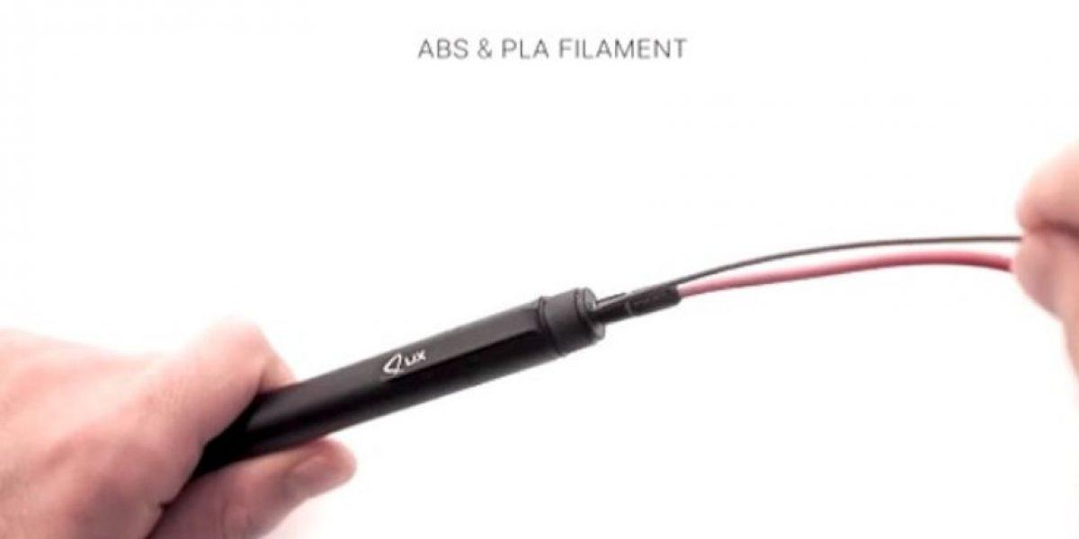 Video: Ya existe el lápiz que dibuja en el aire objetos 3D