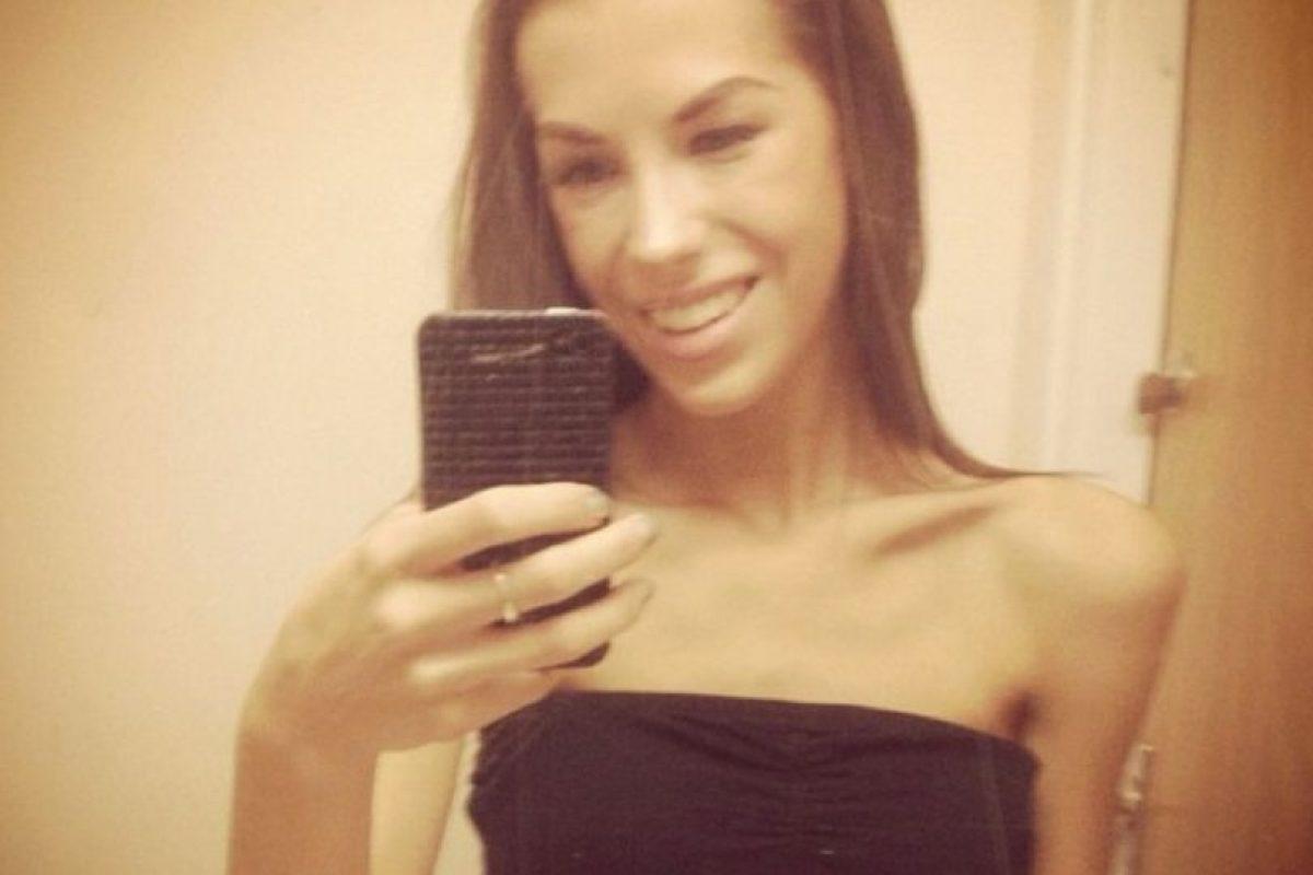 Antonia dispuesta a cambiar su estilo de vida Foto:Instagram. Imagen Por: