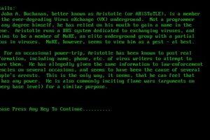 My Doom: Infectó a más de un millón de computadoras lanzando una negación masiva Foto:wikia.org. Imagen Por: