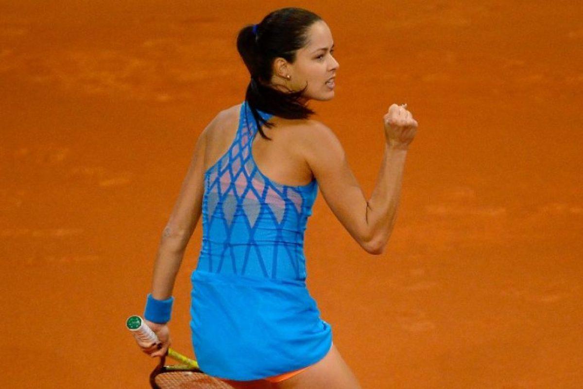 Ana Ivanovic Foto:AFP. Imagen Por: