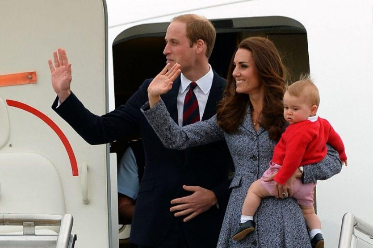 Así fue su despedida del continente australiano Foto:AFP. Imagen Por: