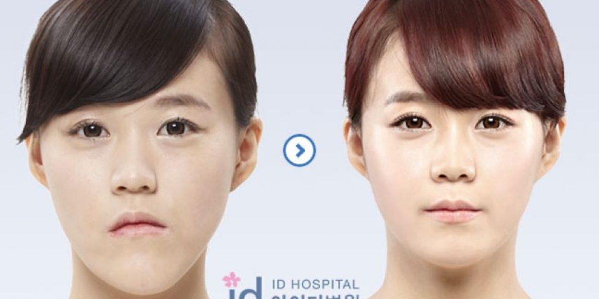 Chinas son obligadas a demostrar su identidad tras practicarse cirugías plásticas en Surcorea