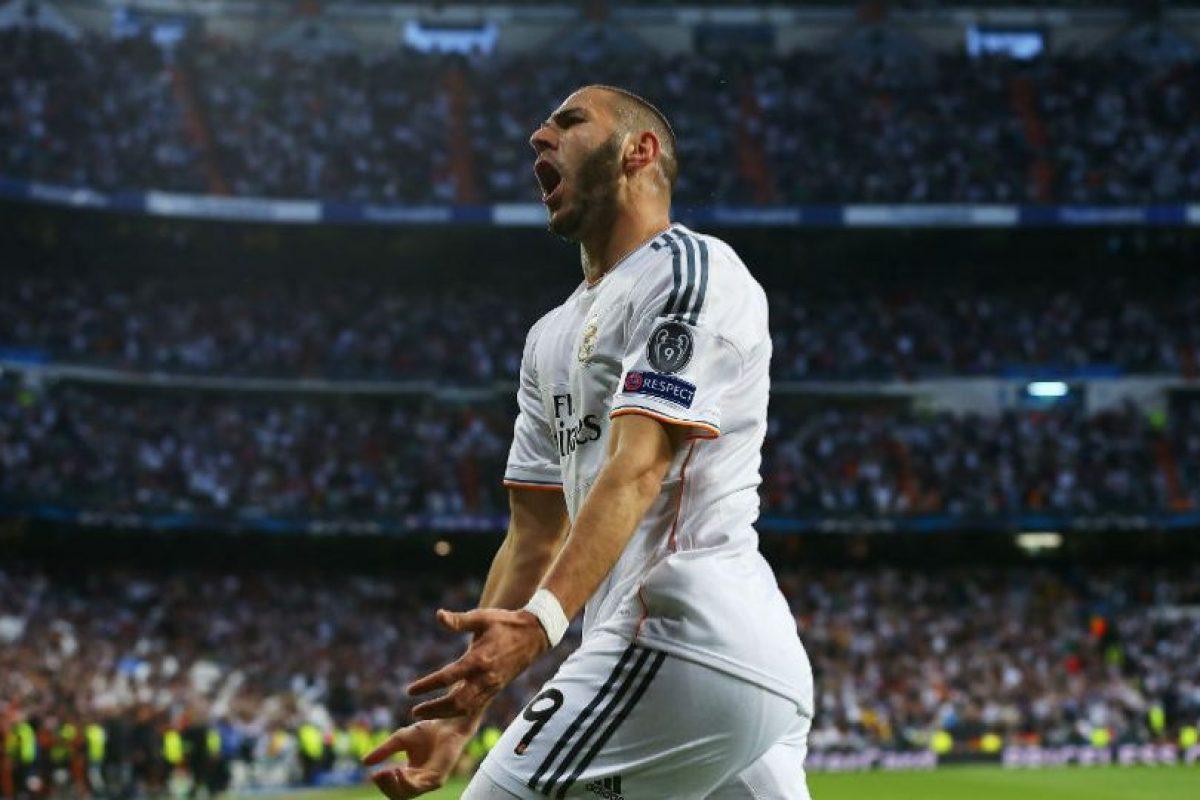 El héroe del Madrid en las semifinales de la Champions Foto:Getty Images. Imagen Por: