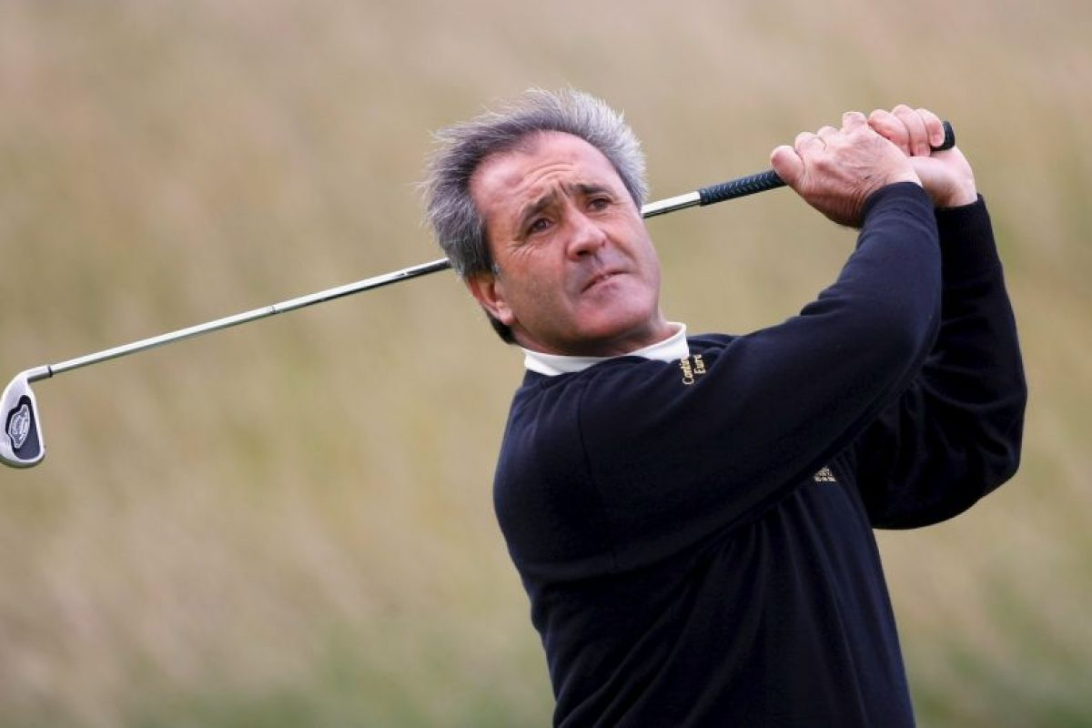 Severiano Ballesteros Foto: Getty Images. Imagen Por: