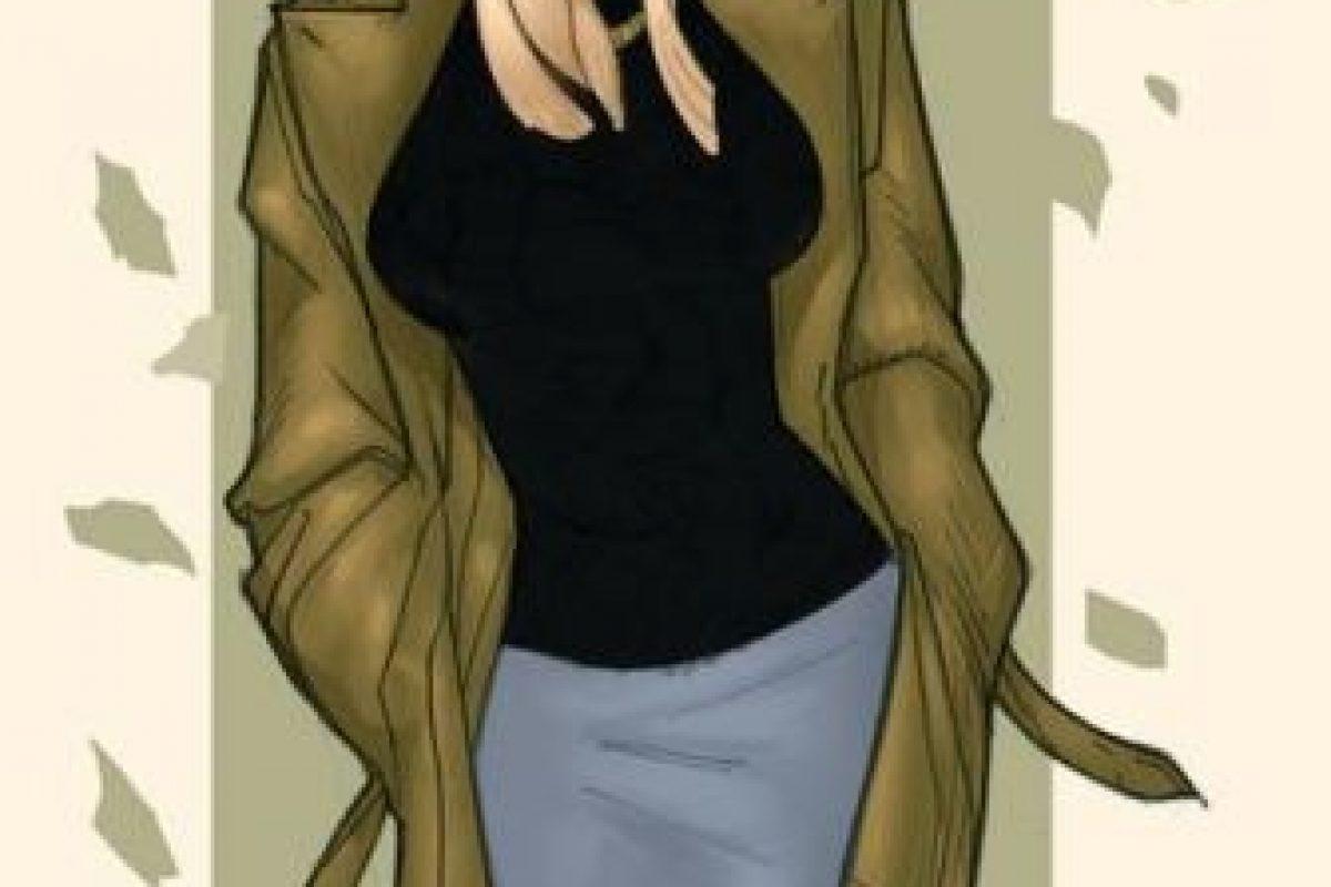 Gwen Stacy Foto:Marvel. Imagen Por: