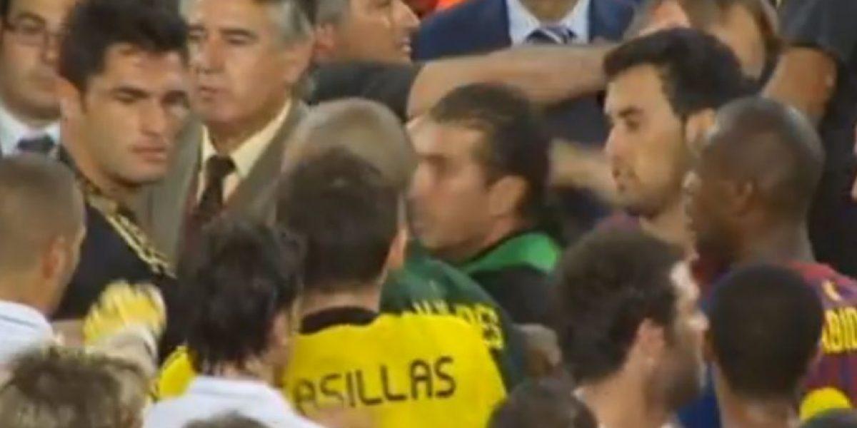 Mourinho olvida el piquete de ojo y manda su pésame a la familia de Tito Vilanova