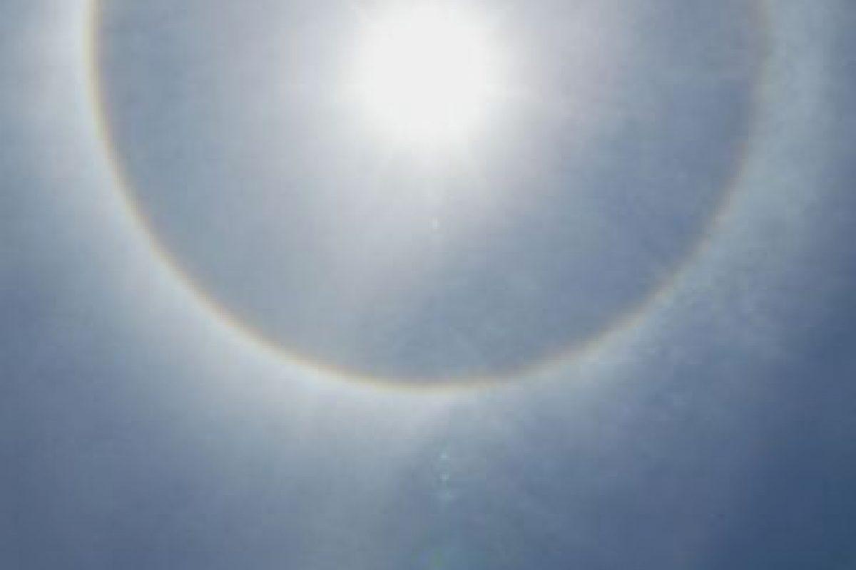 Es un efecto meteorológico que usualmente se ve en lugares fríos Foto:AP. Imagen Por: