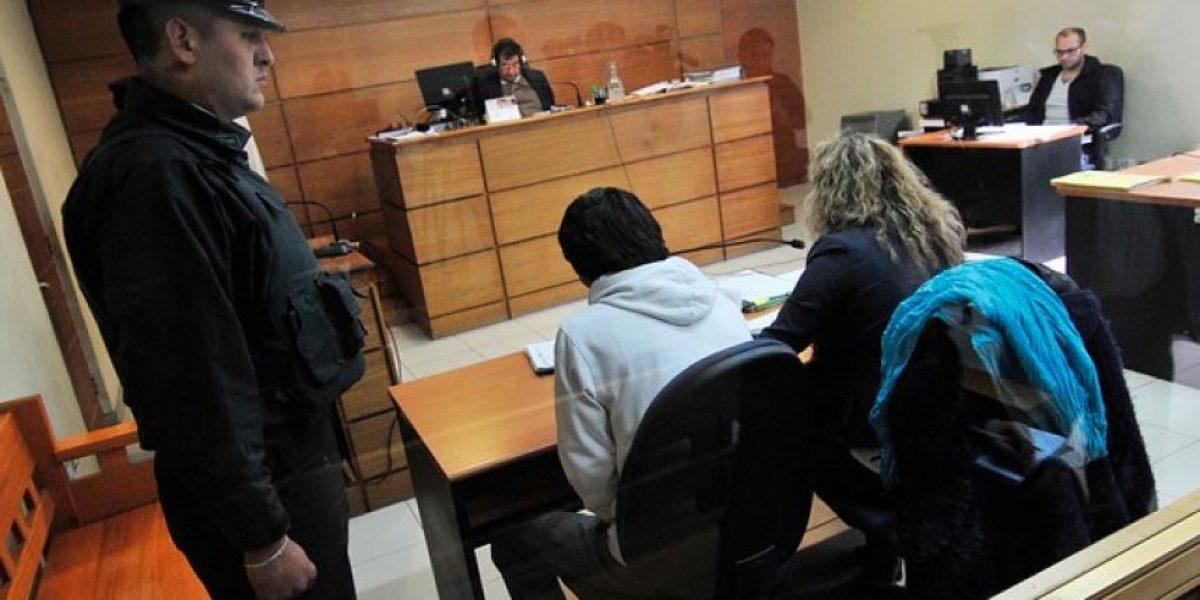 Galería: PDI arresta a presunto autor de los crímenes de dos mujeres en Valparaíso