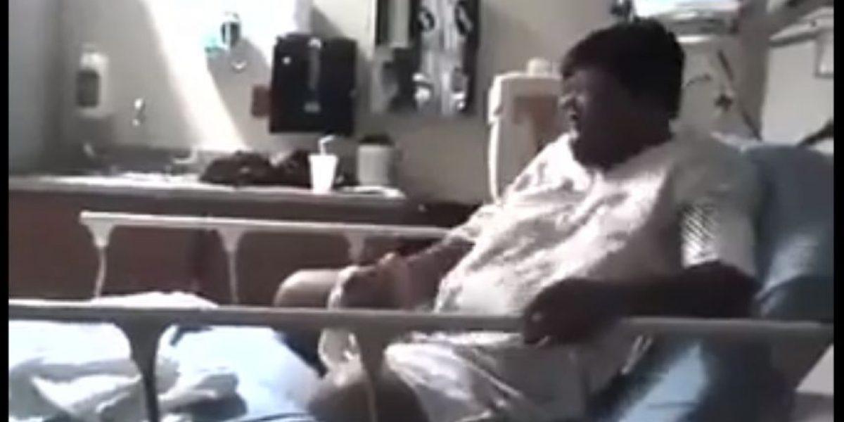 VIDEO: Mujer es hospitalizada por tener un orgasmo de 2 horas