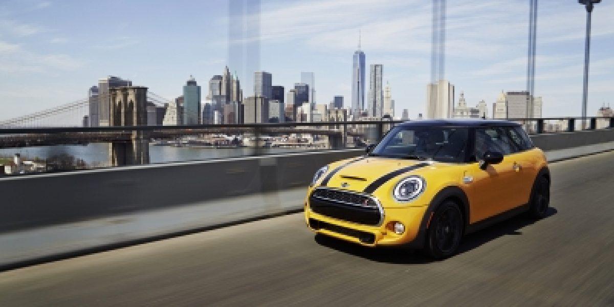 Nuevo Mini Cooper llegó a Chile