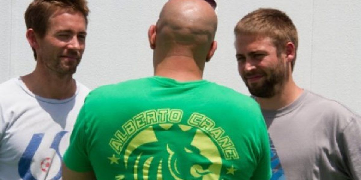 Los hermanos de Paul Walker graban Rápido y Furioso