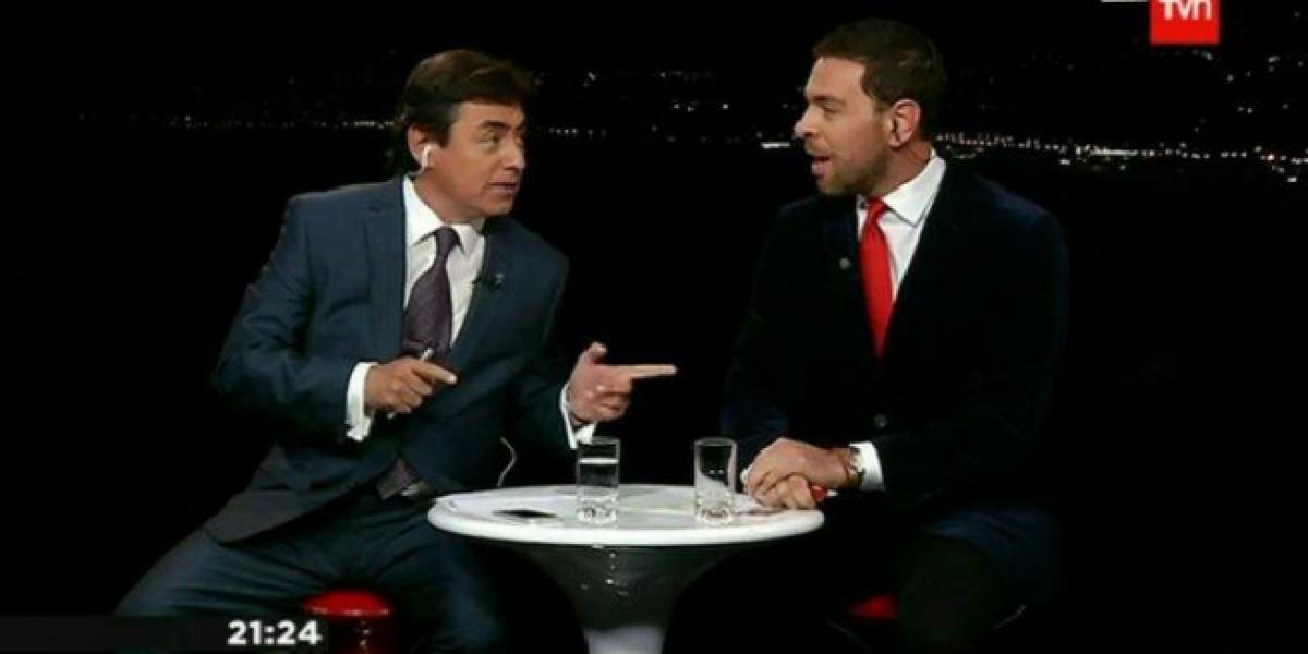 TVN se queda sin uno de sus rostros...José Antonio Neme partió a MEGA