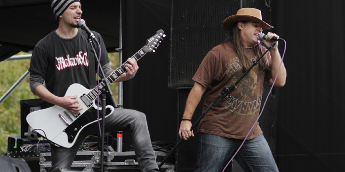 Comenzó el Metal Fest 2014 en el Arena Santiago