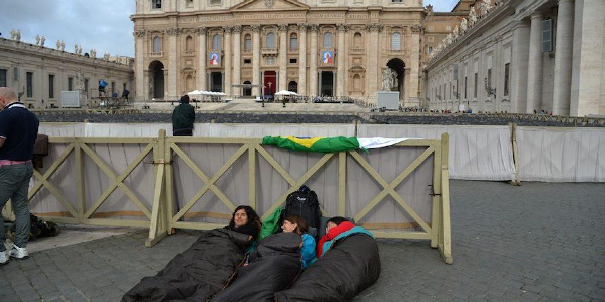 Fotos: Así se ha vivido la canonización en la Plaza San Pedro