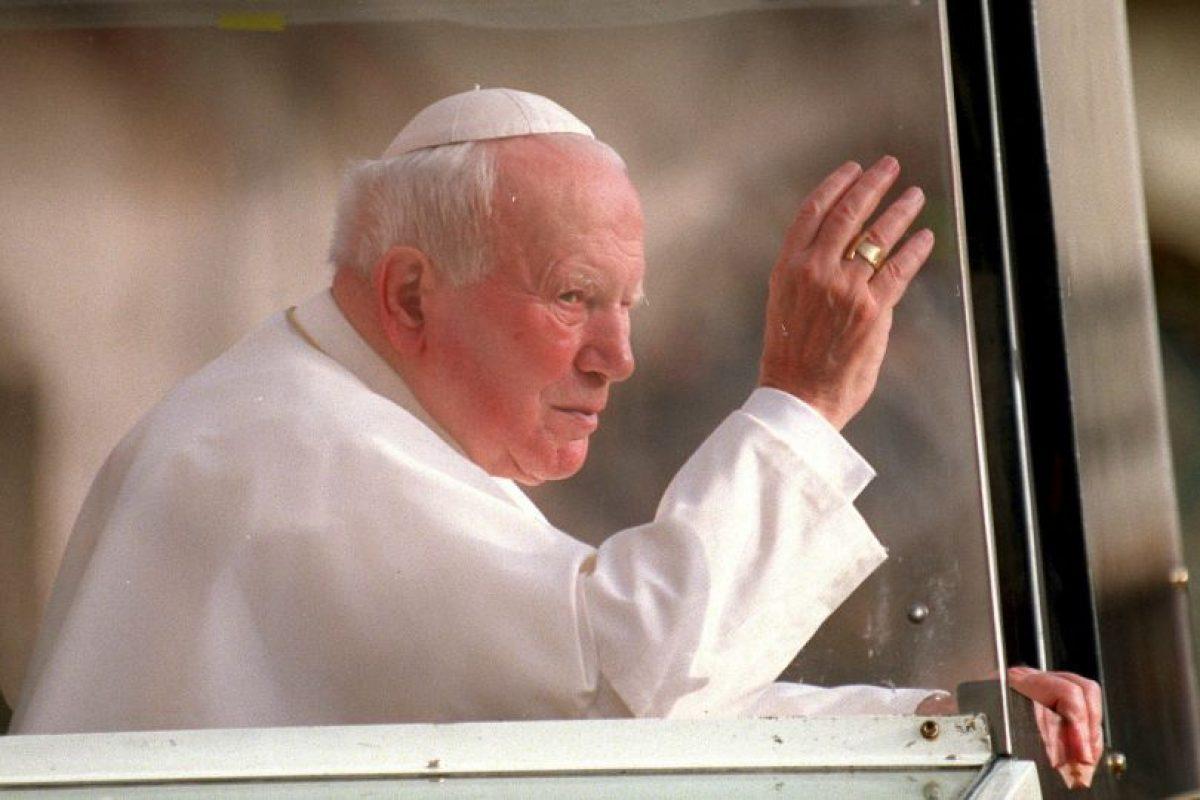 """5. """"Dios se deja conquistar por el humilde y rechaza la arrogancia del orgullo"""". Foto:Getty Images. Imagen Por:"""