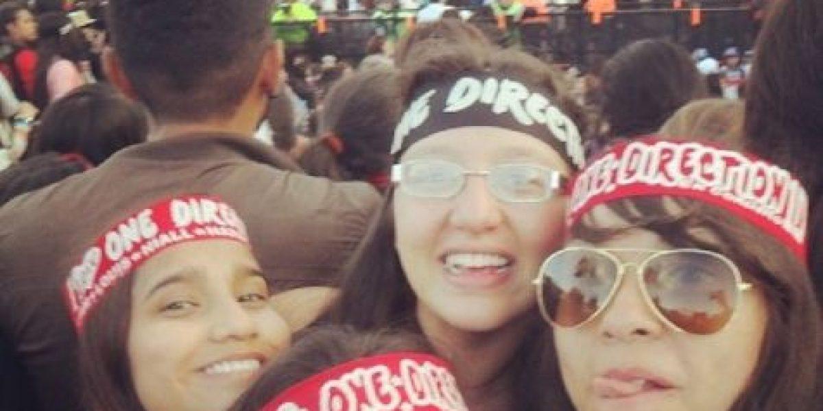 Así se ha vivido la euforia por One Direction en Latinoamérica