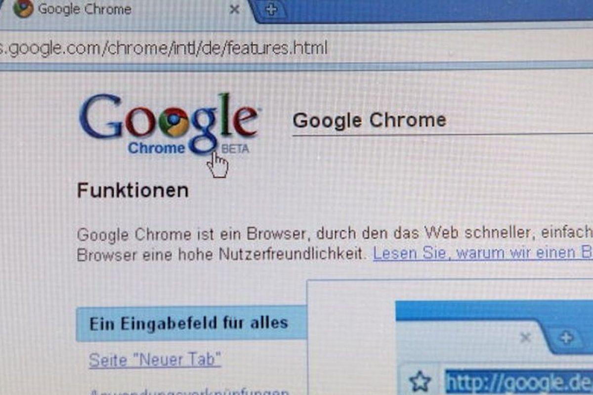 Es una extensión para el navegador Google Chrome Foto:Getty. Imagen Por: