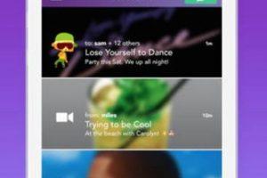 Rithm (gratis): para los amantes de la música. Rithm es una forma simple y divertida de descubrir canciones o, simplemente, compartir una canción que nos gusta con nuestros amigos en redes sociales. Foto:App store. Imagen Por: