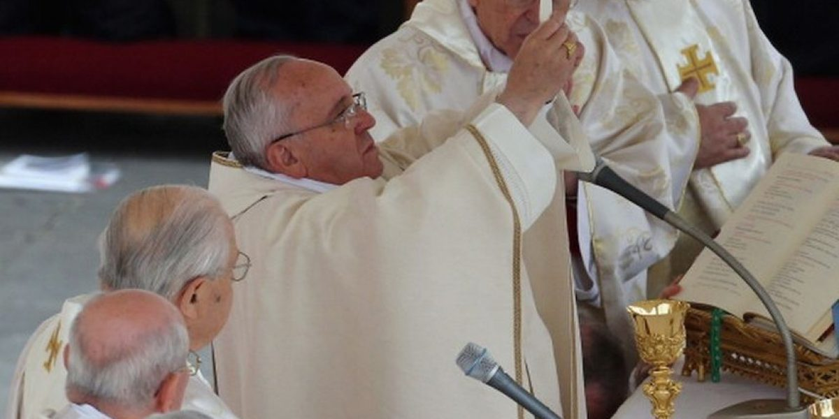 Así se vivió la canonización de Juan Pablo II y Juan XXIII en Internet