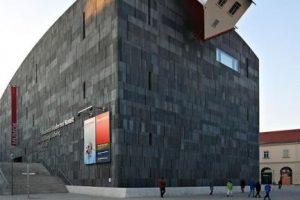 House Attack, Austria Foto:Vía Strange Buildings. Imagen Por: