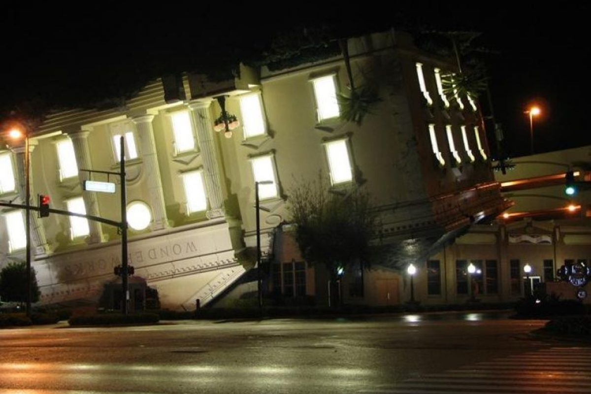 Wonder Works, EUA Foto:Vía Strange Buildings. Imagen Por: