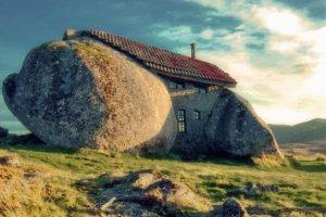 Casa de piedra, Portugal Foto:Vía Strange Buildings. Imagen Por: