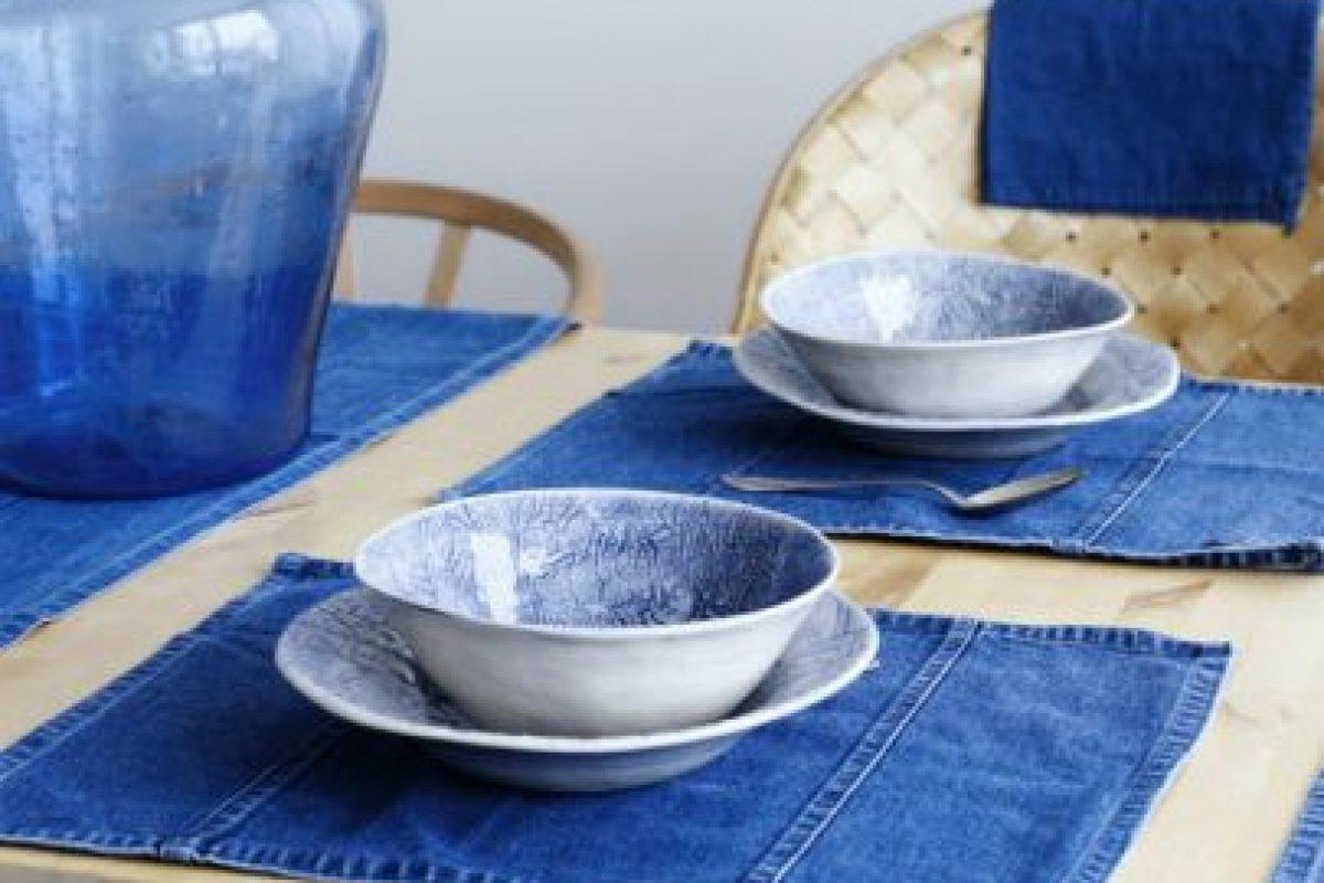 Decoran la mesa… Foto:Pinterest. Imagen Por: