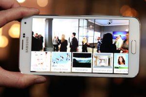 Samsung Galaxy S5 Foto:getty images. Imagen Por: