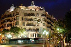 La Pedrera, España Foto:Vía Strange Buildings. Imagen Por: