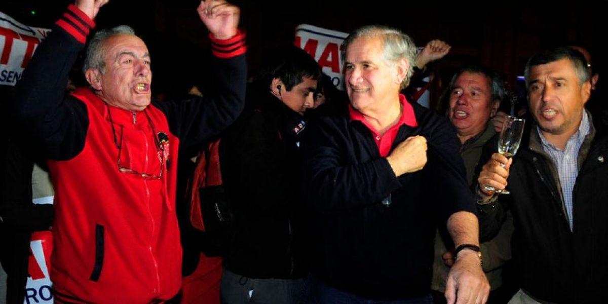 Manuel Antonio Matta llegará al Senado tras ganar internas DC